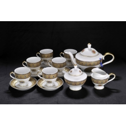 Сервиз для чая на 6 персон арт. Diamante