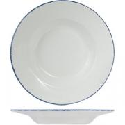 Тарелка для пасты «Блю дэппл»