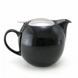 Чайник с ситечком 680мл цвет: Черный