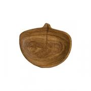 Блюдо «Липа» светлый дуб