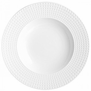 Тарелка «Сатиник» d=28см фарфор