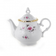 Чайник 500мл «Серая Роза»