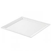 Тарелка квадр.30*30 см фарфор