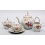 Сервиз чайный 155 мл. «Полевой цветок 5309011» на 6 перс. 15 пред