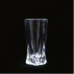 Стакан «Quadro» 050 мл; кристалайт