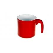 Кружка 11см «Красная керамика» V0.56л