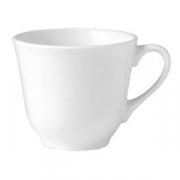 Чашка чайная «Монако Вайт»; фарфор; 227мл