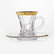 Набор чайный на 6 перс. 12 пред. «Кристалайт - 375479»