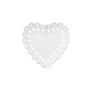 Тарелка (сердце) Лилия в подарочной упаковке, малая