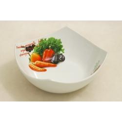 Салатник «Овощное ассорти» 21 см