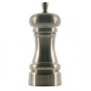 Мельница для соли, нерж.,сталь нерж., D=45,H=110мм, металлич.