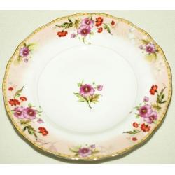 Набор из 6 суповых тарелок «Виолетта» 21 см