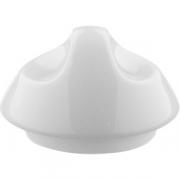 Крышка для сахарницы 1340 X0032 «Лив» фарфор