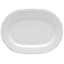 Блюдо овал «Нестор» 32см фарфор