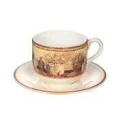 Чашка с блюдцем «Натюрморт» 0,5 л
