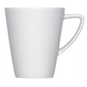 Чашка чайная «Опшенс», фарфор, 220мл, белый