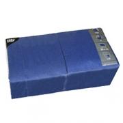 Салфетки 33*33см синие 250шт