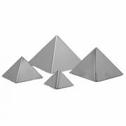 Форма конд. «Пирамида» [6шт], D=6,H=4см