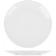 Тарелка мелкая «Универсал» D=17.5см; белый