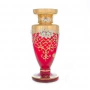 Ваза «Лепка красная 8999» 30 см для цветов