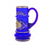 Кружка «Лепка синяя»