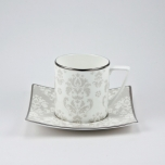 Набор 6 кофейных пар 100мл «Париж»