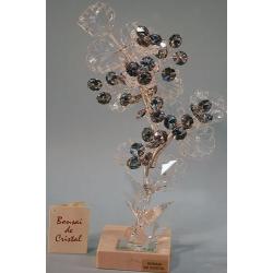 Бонсай хризантемы серебристый 25 см
