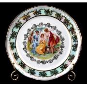 Набор тарелок «Мадонна» 24 см. 6 шт.