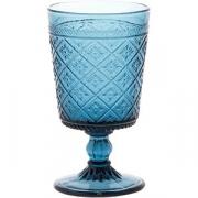 Бокал для вина «Глория» стекло; 270мл; синий