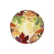 Тарелка обеденная Кленовый лист