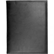 Папка-меню на винтах L=32, B=24см; черный