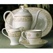 Набор чайных пар на 6 персон. «Императорский»