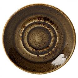 Блюдце «Крафт» 14.5см фарфор