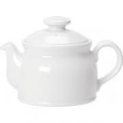 Чайник «Симплисити Вайт» фарфор; 425мл; белый