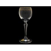 Бокал для вина Люция, Золотая веточка