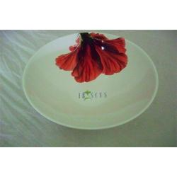 Салатник «Гибискус» 21 см