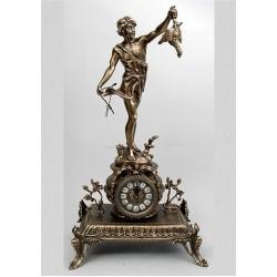 Часы «Охотник с дичью» кашт. 66х37 см