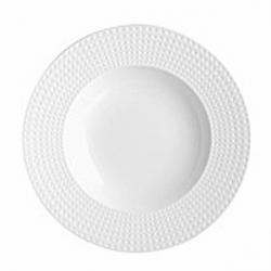 Тарелка для пасты «Сатиник» d=31см фарфор