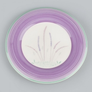 Тарелка десертная 21см «Новая лаванда»