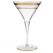 Бокал для мартини 6 шт Одесса Голд классика