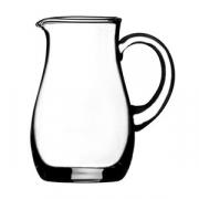 Кувшин, хр.стекло, 125мл, D=62,H=96мм, прозр.