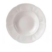 Тарелка для пасты «Торино вайт», фарфор, D=27см, белый