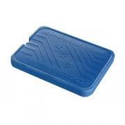 Охладитель, пластик, H=27,L=242,B=185мм, синий
