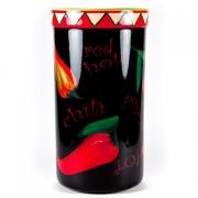Держатель для винной бутылки 24 см. «Красный перец»