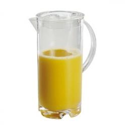 Кувшин для сока 2л, пластик