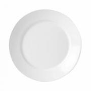 Салатник «Симплисити Вайт», фарфор, D=27см, белый