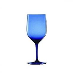 Бокал для воды «Аутентис» 340мл синий