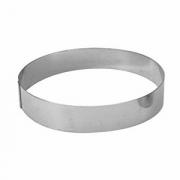 Кольцо кондитерское, сталь нерж., D=260,H=45мм