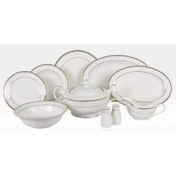 Сервиз столовый «Свадебный» 26 предметов на 6 персон