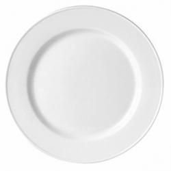 Блюдо кругл. подстановочное 30см фарфор